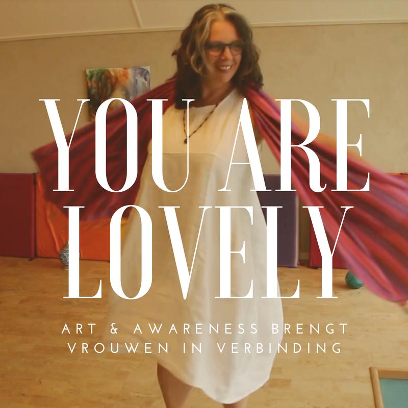 art & awareness vrouwen