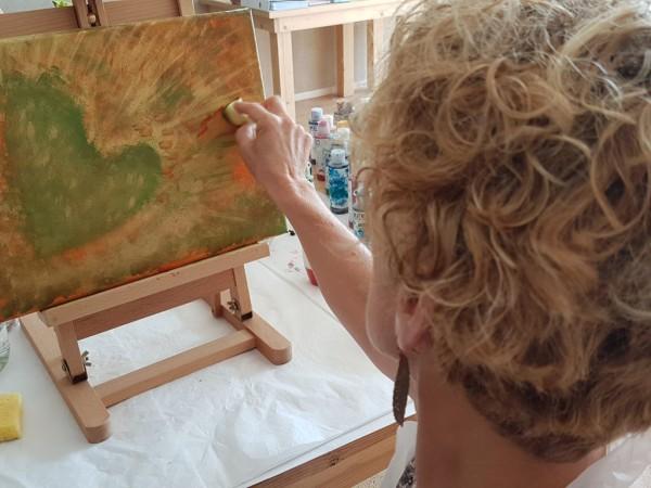 Sandra Art en Awareness