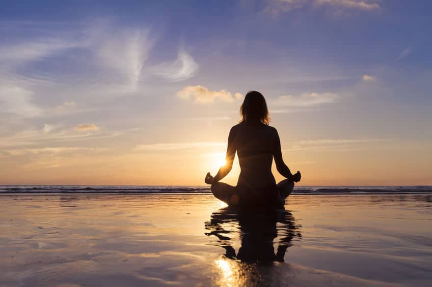meditatie water