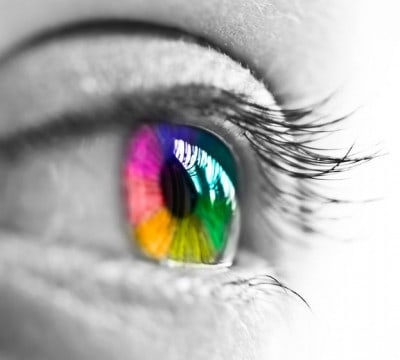 oog vierkant