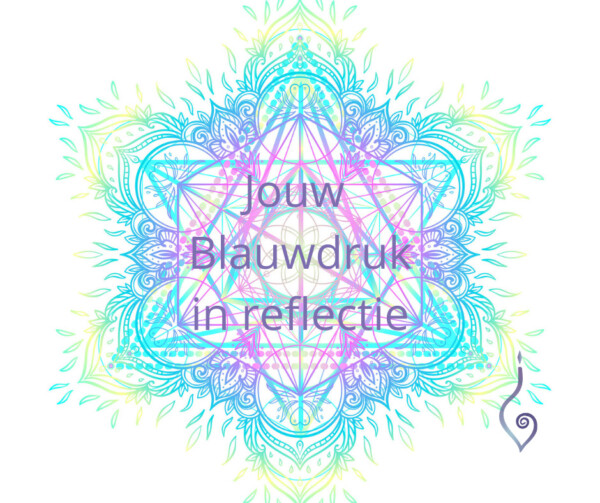Jouw Blauwdruk in reflectie